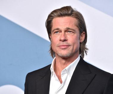 Brad Pitt zakochany! Jego nowa dziewczyna mówi po polsku