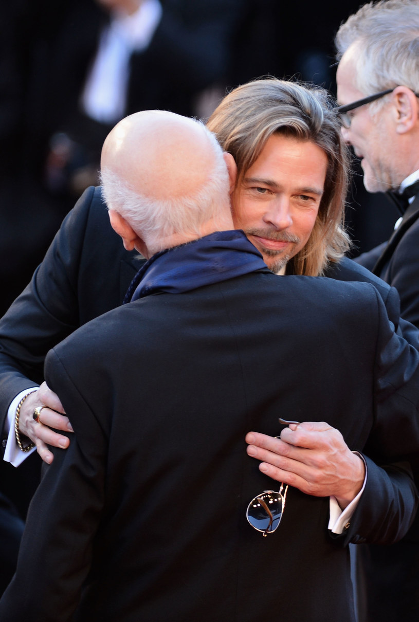 Brad Pitt /- /Getty Images