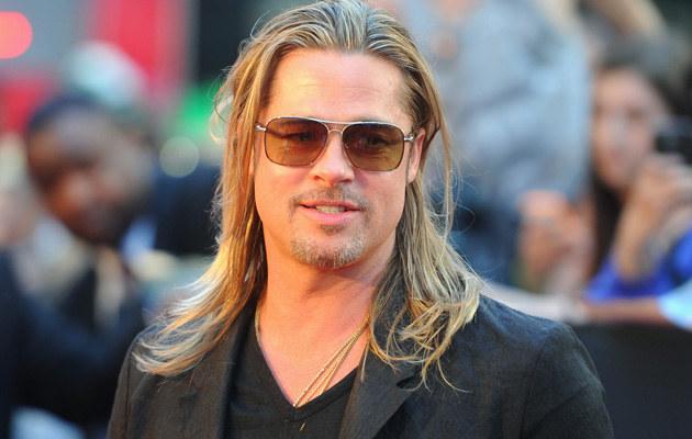 Brad Pitt /Jamie McCarthy /Getty Images