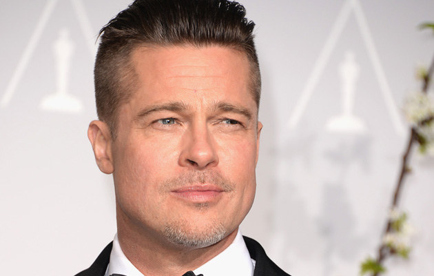 Brad Pitt /Jason Merritt /Getty Images
