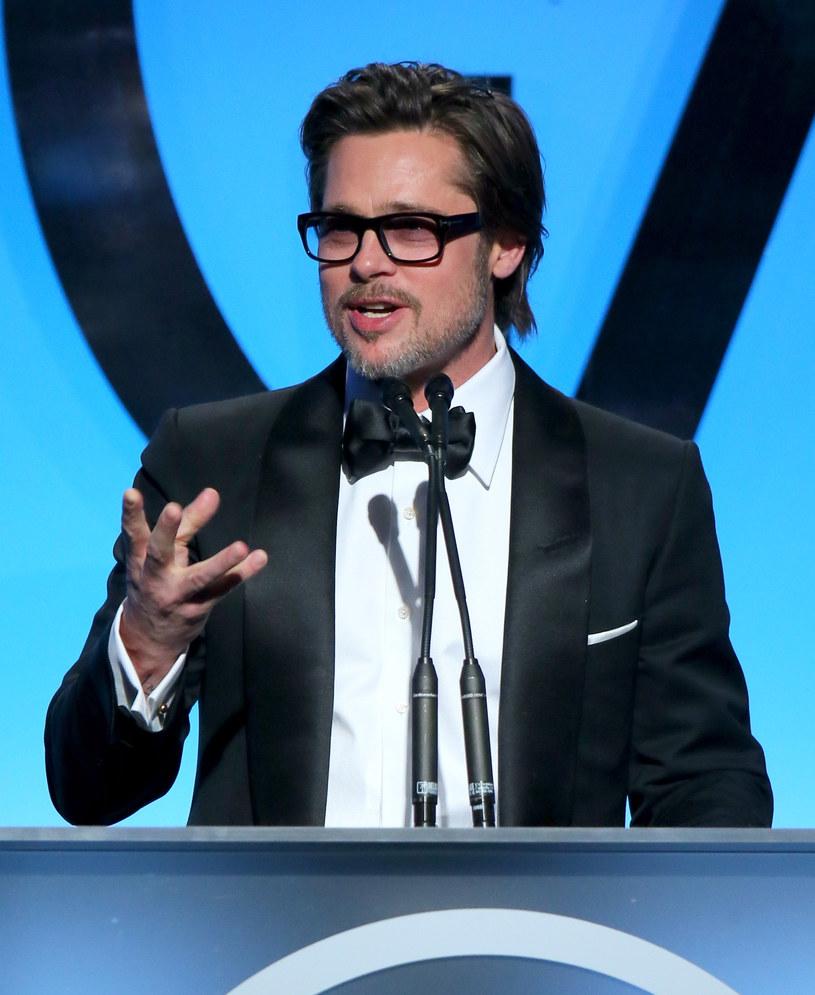 Brad Pitt /Mark Davis /Getty Images