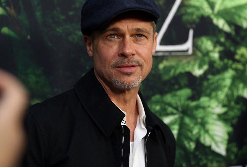 Brad Pitt /Rich Fury /Getty Images