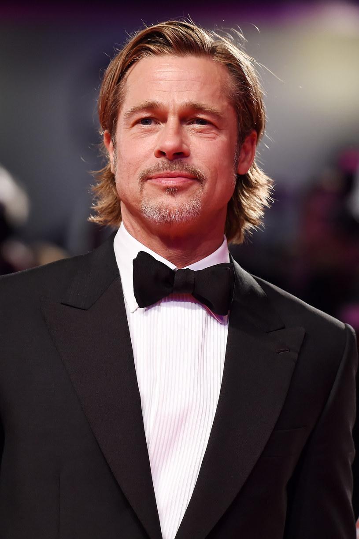 Brad Pitt /Stefania D'Alessandro /Getty Images
