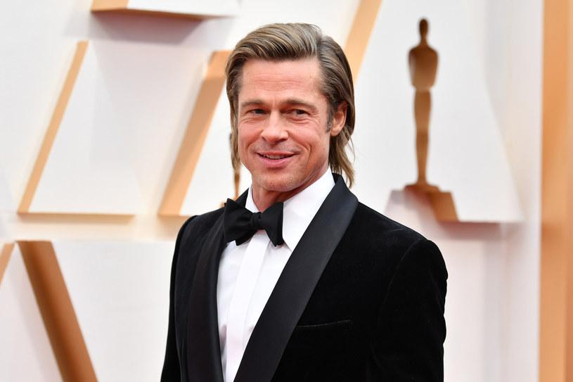 Brad Pitt /Amy Sussman /Getty Images