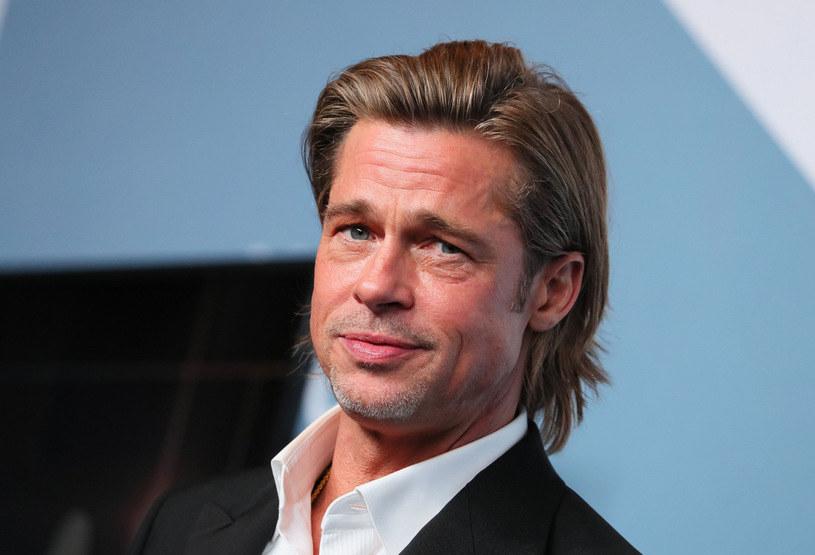 Brad Pitt /JEAN-BAPTISTE LACROIX/AFP /East News