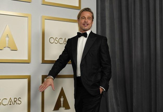 Brad Pitt /Chris Pizzello-Pool /PAP/EPA