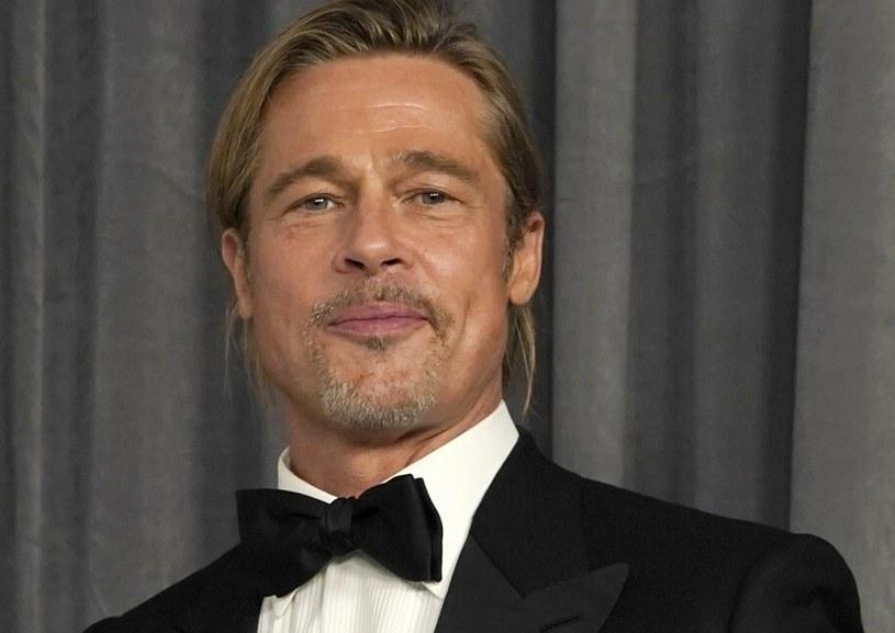 Brad Pitt /Rex Features /East News