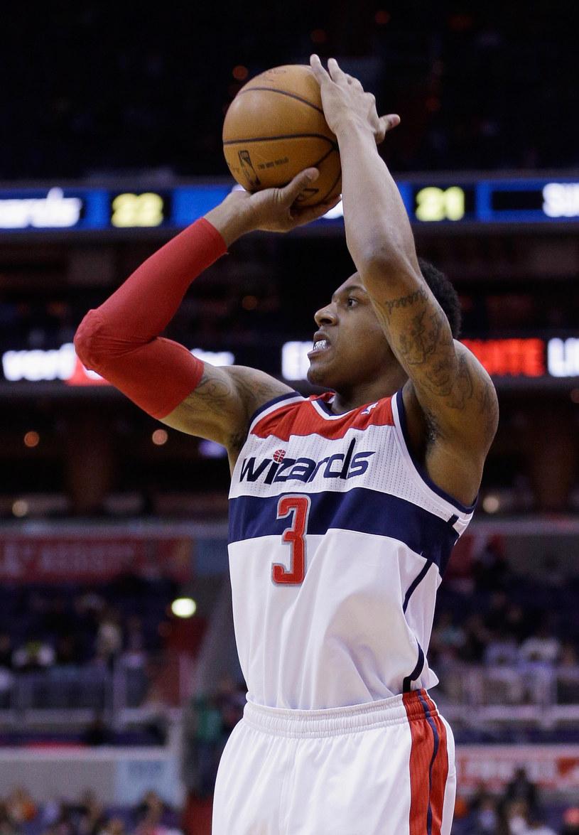 Bradley Beal, koszykarz Washington Wizards /AFP