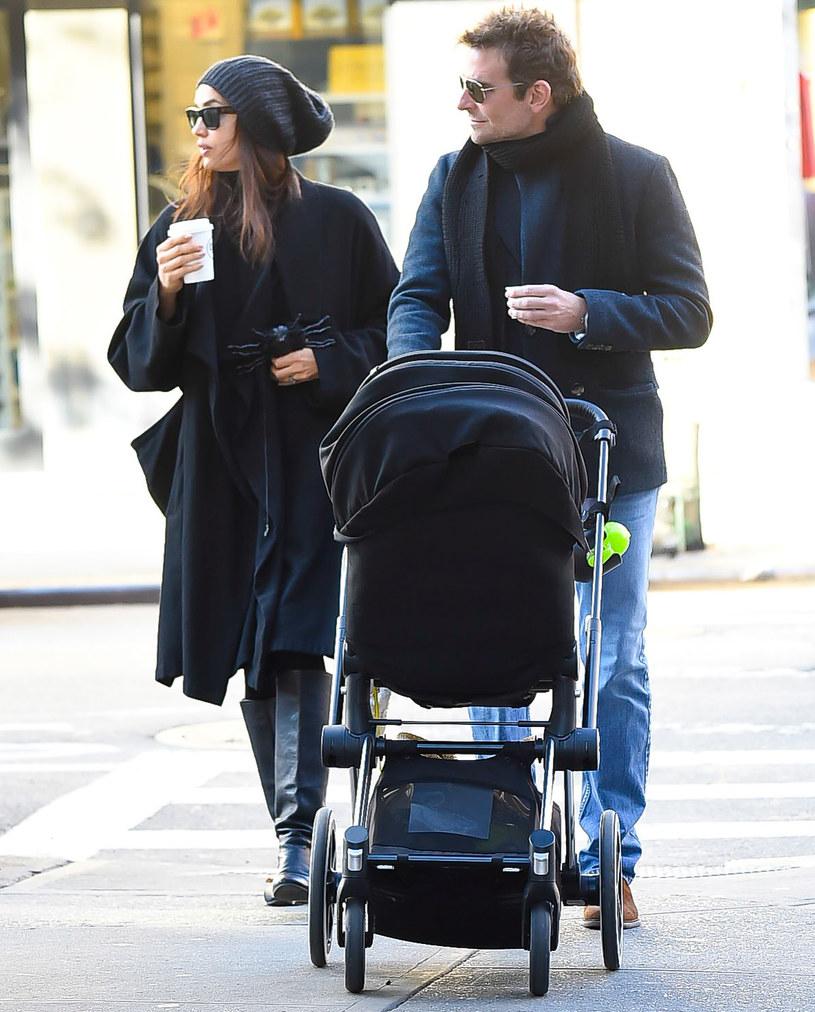 Bradley Cooper i Irina Shayk /Raymond Hall /Getty Images