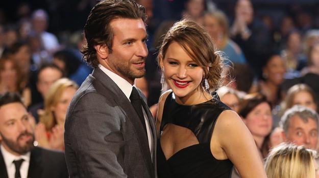 Bradley Cooper i Jennifer Lawrence po raz kolejny spotkają się razem na planie/fot. Christopher Polk /Getty Images/Flash Press Media