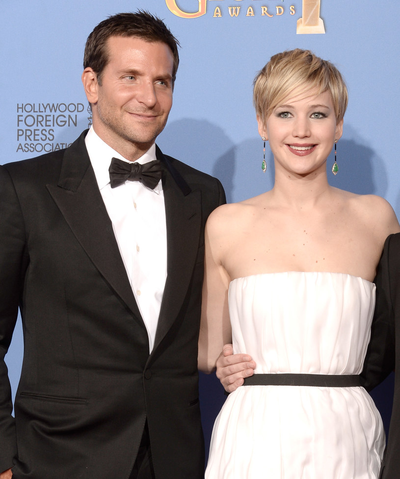 Bradley Cooper i Jennifer Lawrence /Kevin Winter /Getty Images