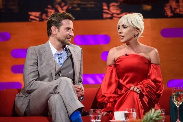 Bradley Cooper i Lady Gaga /Matt Crossick /PAP/EPA