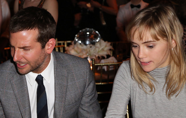Bradley Cooper i Suki Waterhouse rozstali się /Monica Schipper /Getty Images