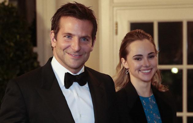 Bradley Cooper i Suki Waterhouse /Pool /Getty Images