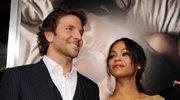 Bradley Cooper i Zoe Saldana znów się rozstali