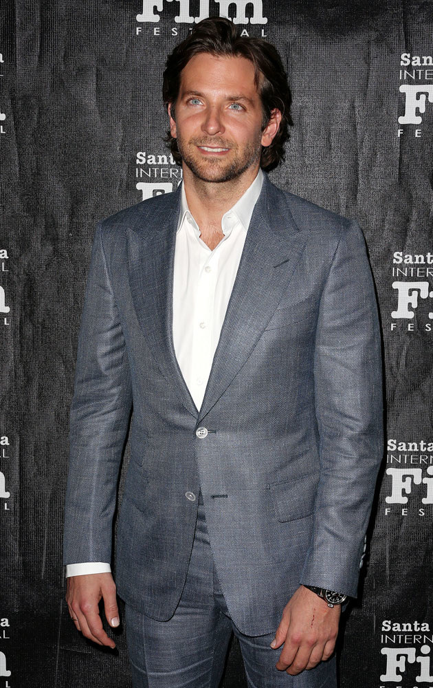 Bradley Cooper /Frederick M. Brown /Getty Images