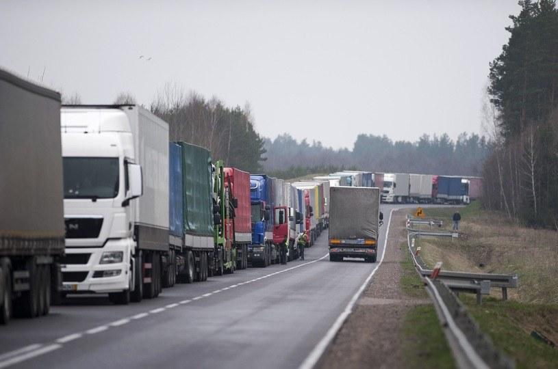 Brak kierowców staje się coraz bardziej odczuwalny /Michał Kość/Agencja Wschód /Reporter