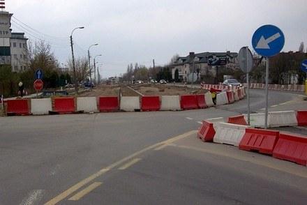 Brak koordynacji to zmora polskich dróg /RMF/INTERIA.PL