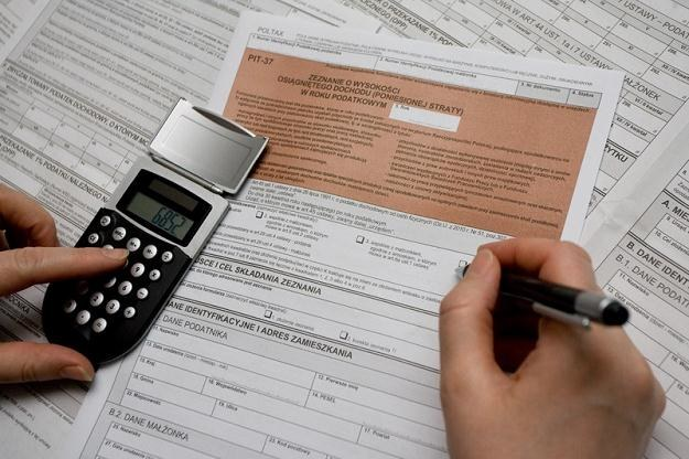 Brak PIT-11 nie zwalnia z rozliczenia podatku, fot. Michał Dyjuk /Reporter