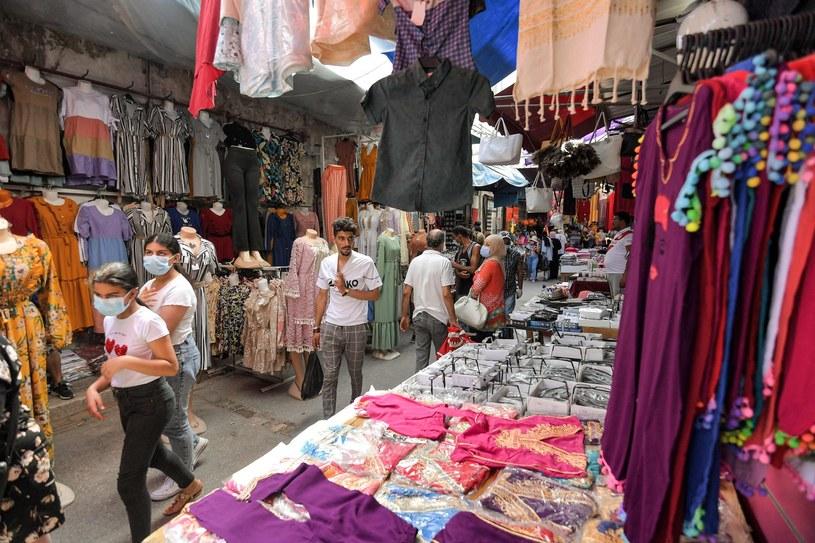 Brak pracy to najwiekszy problem w Tunezjii /AFP