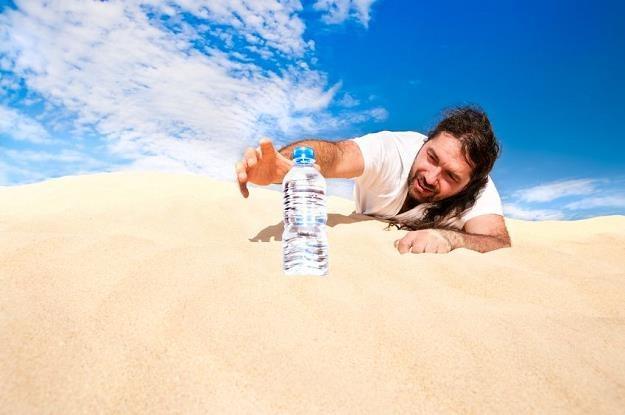 Brak wody na pustyni przestanie wkrótce być problemem? /©123RF/PICSEL