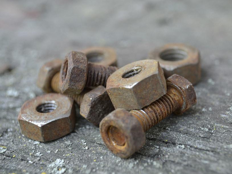 Brak żelaza? Wbij głęboko w ziemię zardzewiałe metalowe przedmioty /123RF/PICSEL