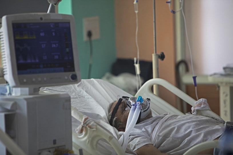Brakuje tlenu; zdj. ilustracyjne /AFP