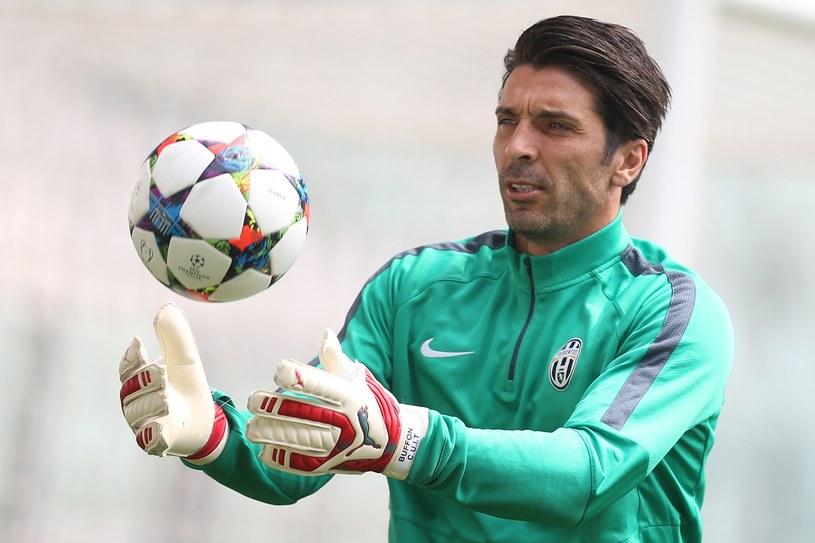 Bramkarz Juventusu Turyn Gianluigi Buffon /AFP