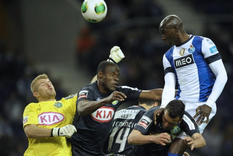 Bramkarz Paweł Kieszek był najbliżej wygrania Ligi Europejskiej. Był piłkarzem FC Porto w 2011 roku, ale nie znalazł się w kadrze na europejskie rozgrywki. /AFP