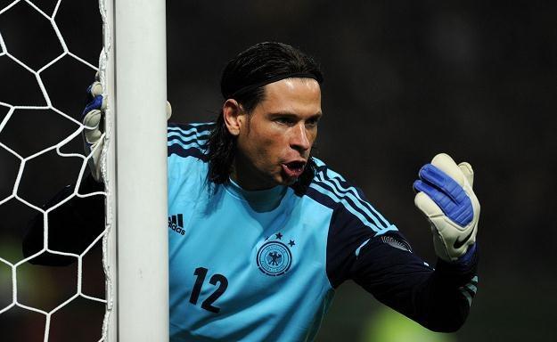 Bramkarz piłkarskiej reprezentacji Niemiec Tim Wiese opuszcza Werder Brema /AFP