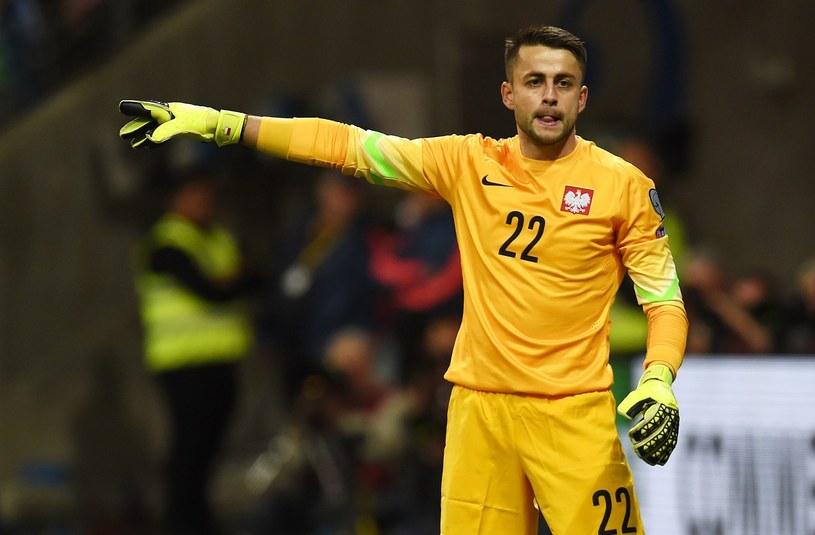 Bramkarz reprezentacji Polski Łukasz Fabiański /AFP
