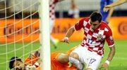 Bramkarz reprezentacji Włoch Gianluigi Buffon kontuzjowany