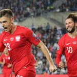 Bramki Krychowiaka i Piątka dają nam zwycięstwo! Polska wygrywa z Izraelem