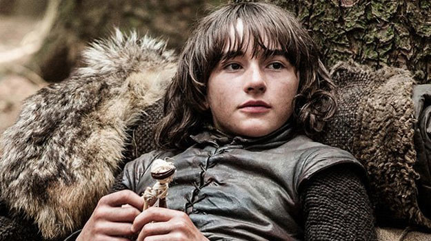 Bran Stark (Isaac Hempstead-Wright) /HBO