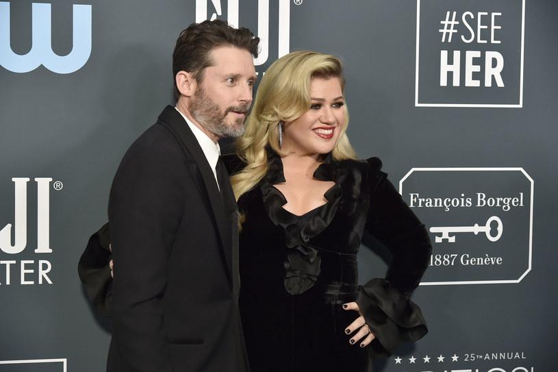 Brandon Blackstock i Kelly Clarkson byli małżeństwem przez siedem lat /David Crotty/Patrick McMullan  /Getty Images
