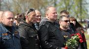 Braniewo: Delegacja Nocnych Wilków uczciła pamięć czerwonoarmistów