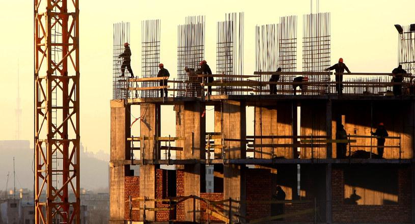 Branża budowlana jest w najlepszej kondycji od początku pandemii /123RF/PICSEL