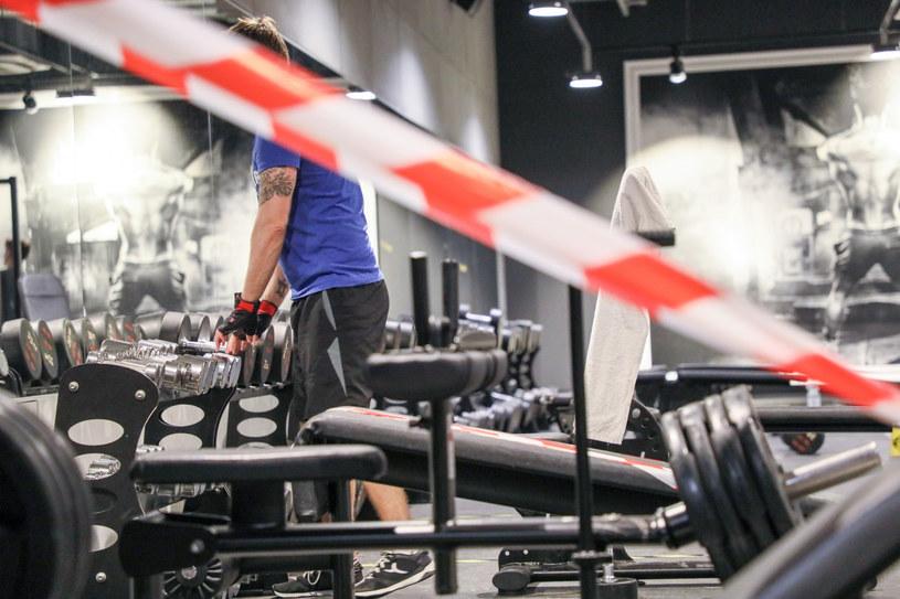 "Branża fitness: ""Gospodarka odmrozi się sama"" /Jakub Kamiński   /East News"