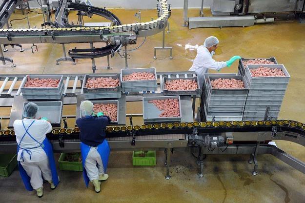 Branża mięsna już zaczęła liczyć straty z tytułu ograniczonego eksportu za wschodnią granicę /AFP