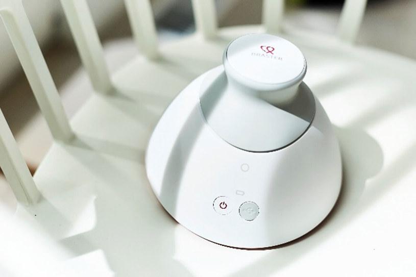 Braster pozwala na samodzielne badanie piersi w domowym zaciszu /materiały prasowe