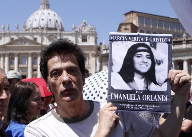 Brat dziewczyny Pietro od dawna twierdzi, że Watykan ukrywa, co się z nią stało, i wcześniej apelował do kolejnych papieży o ujawnienie prawdy / SERENA CREMASCHI INSIDEFOTO /PAP/EPA