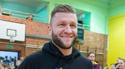 Brat Kuby Błaszczykowskiego zadebiutował na czerwonym dywanie