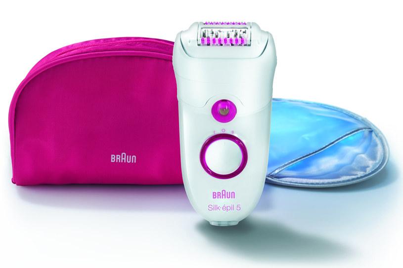 Braun Silk-Epil 5 /materiały prasowe