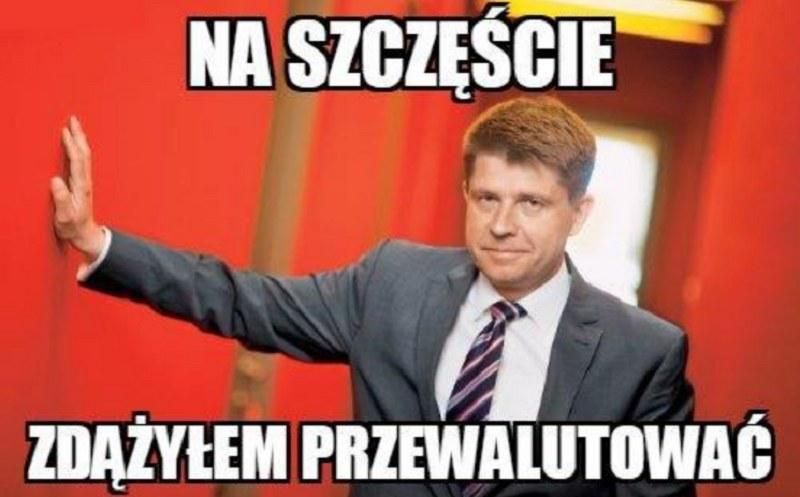 Brawo panie Petru! /Demotywatory.pl /Internet
