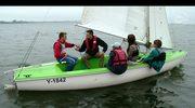 Brawura i brak doświadczenia - żeglarz o przyczynach wypadków na wodzie