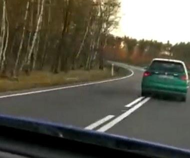 Brawurowa ucieczka pijanego kierowcy