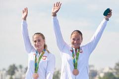 Brązowe kajakarki. Tak cieszyły się z medalu!