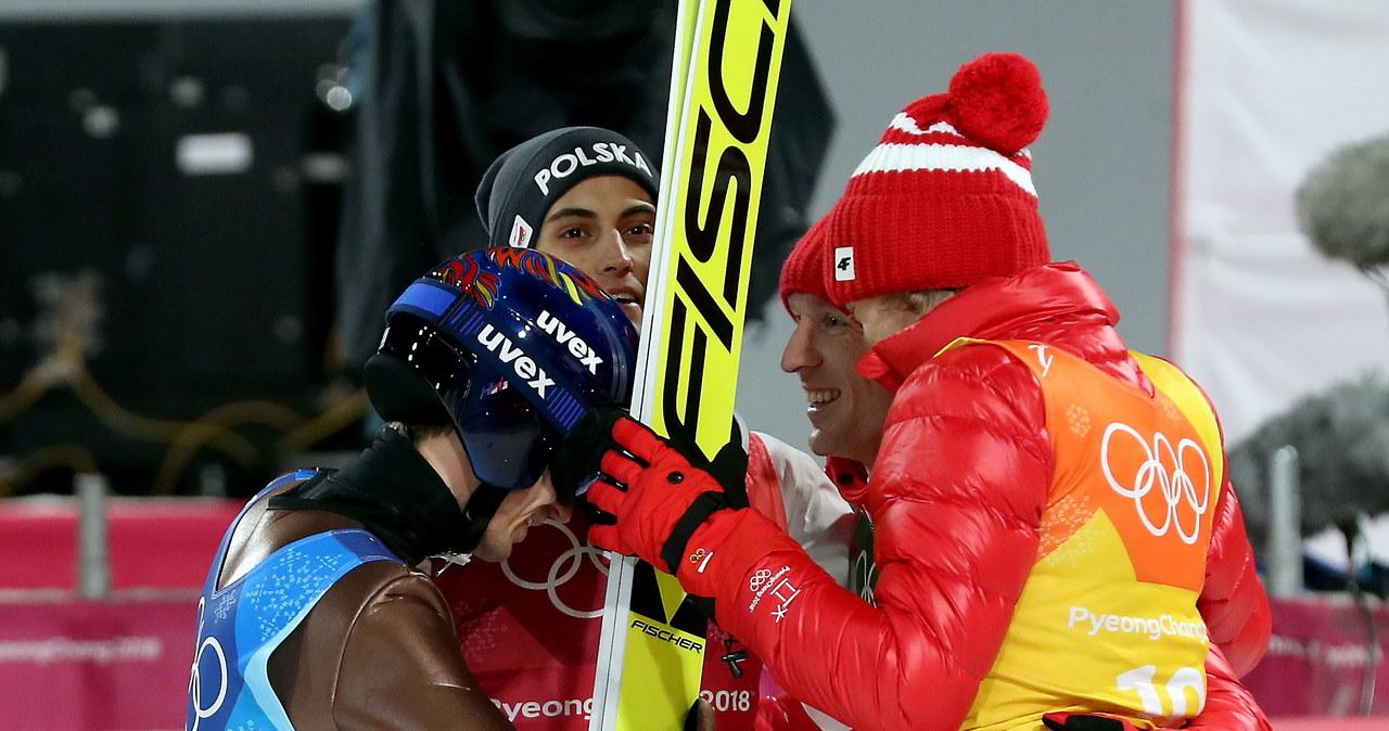 Brązowy medal dla skoczków w drużynowym konkursie olimpijskim?