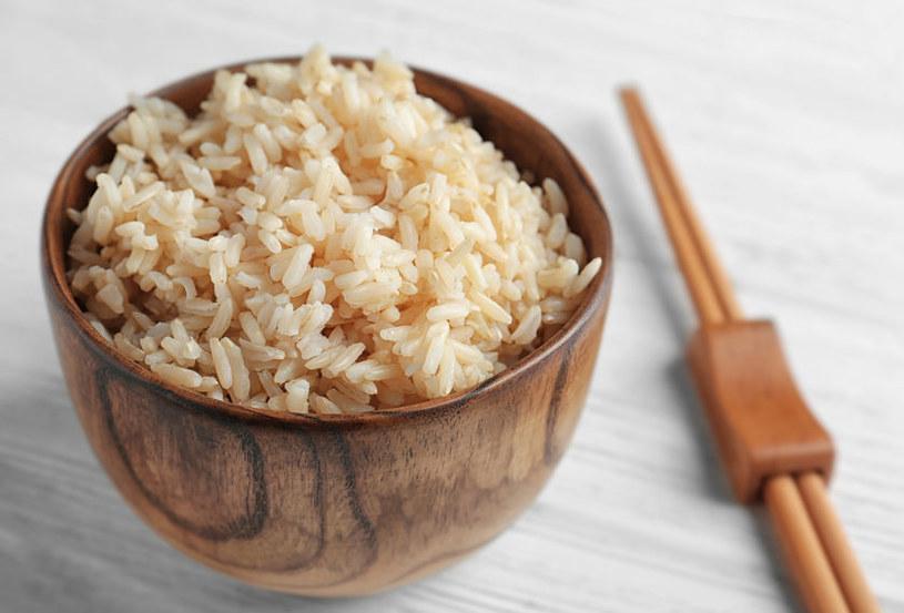 Brązowy ryż /©123RF/PICSEL