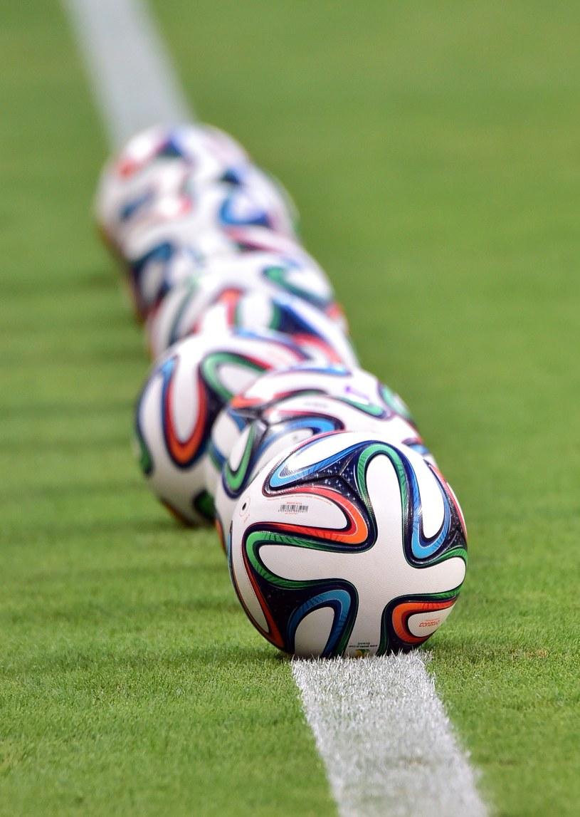 Brazuca - oficjalna piłka mundialu w Brazylii /AFP
